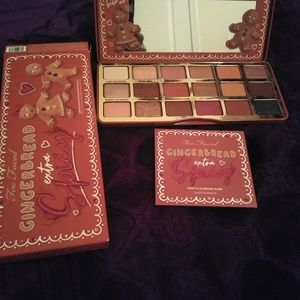 Too Faced Gingerbread Eyeshadow Palette